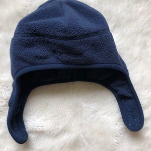 OshKosh Blue Toddler Winter Hat Size 18 Months